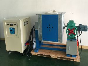 Induction Furnace For 50KG iron